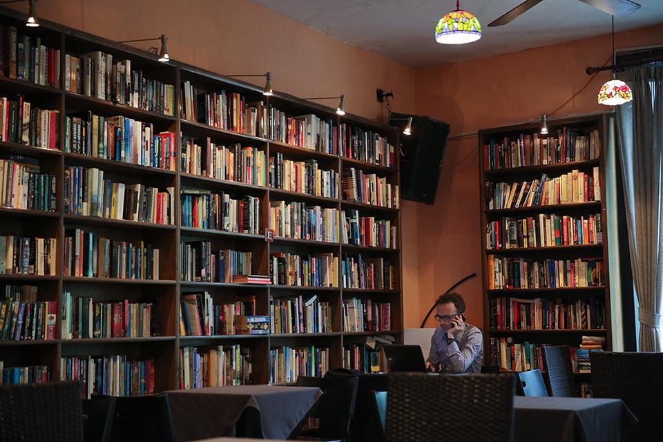老书虫书店:无尽的告别,无尽的相遇