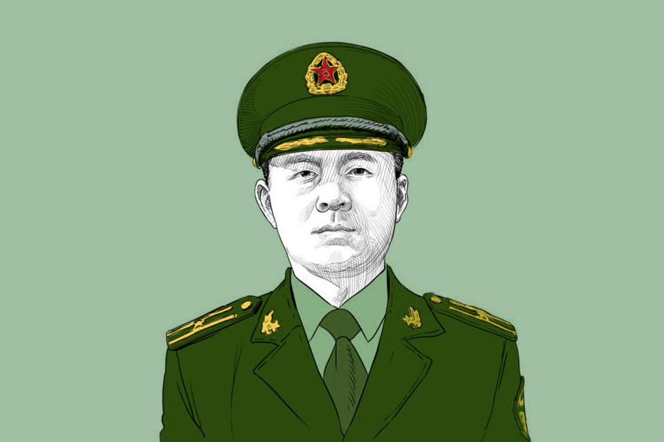 """軍改浪潮: """"以另一種方式留在部隊"""""""