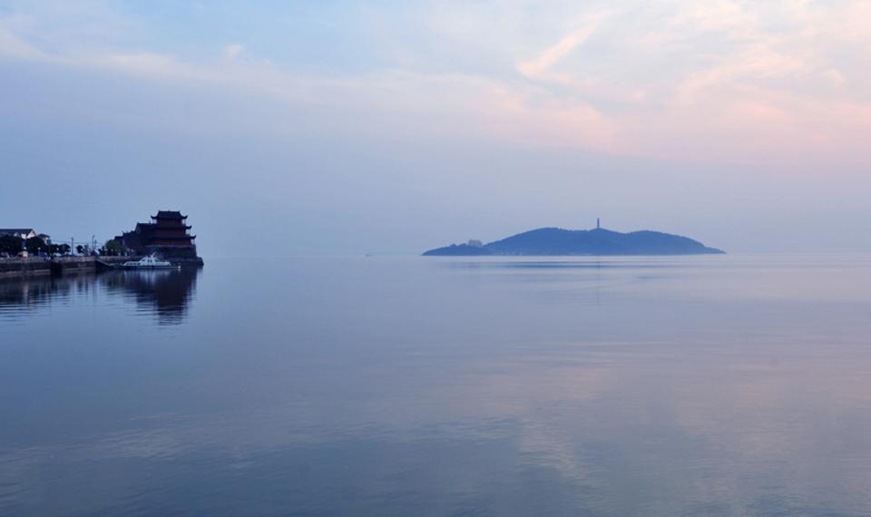 跨越明清两朝,历时249年建成,巢湖姥山塔的传奇