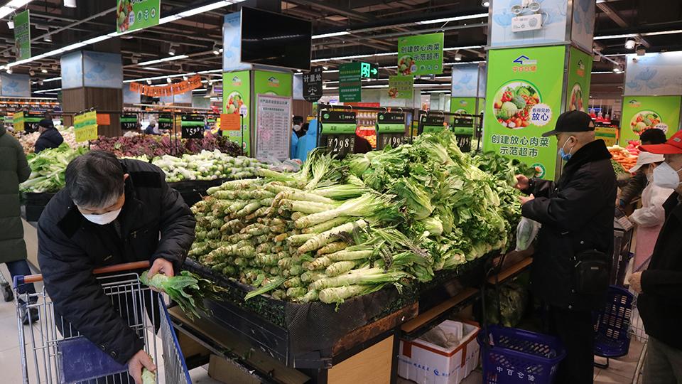 """""""封城""""之后,武汉人如何买菜"""