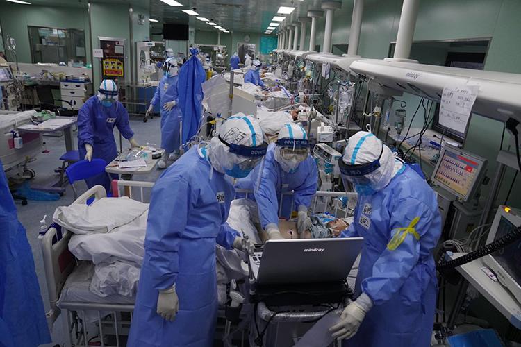 中國抗疫賬本:千億防控,兩萬億扶持,八萬億計劃