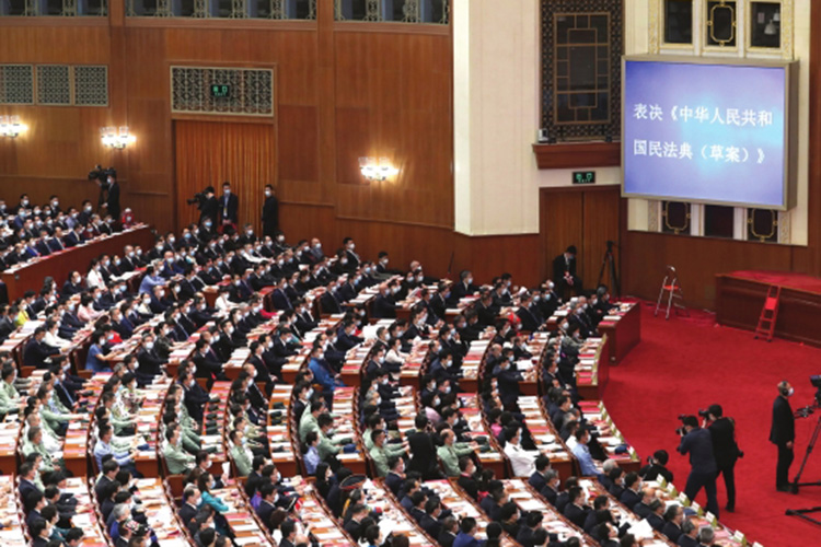 民法典立法历程:66年起踣  4度搁浅