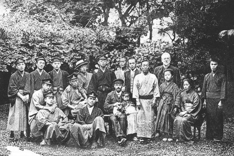 德國先生與他的日本弟子: 克貝爾的日本遺產