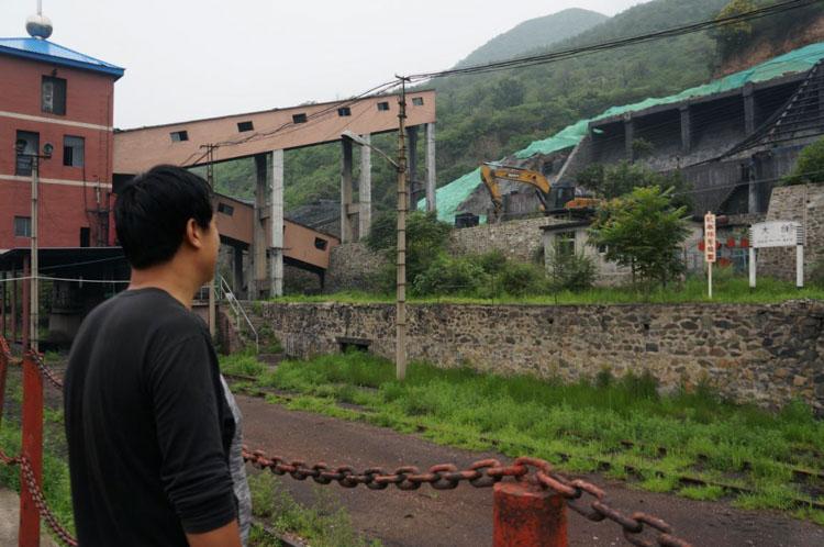 北京最后的煤礦工人
