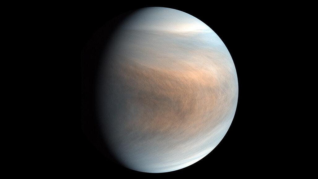 金星大氣中發現了不該存在的物質