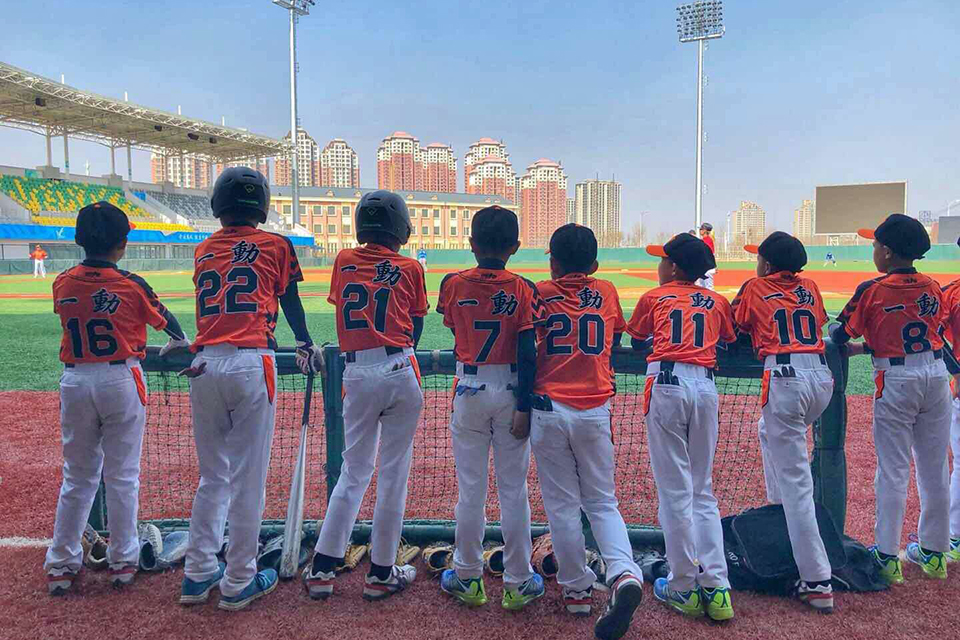 """棒球""""孤兒"""":改變命運的訓練場"""