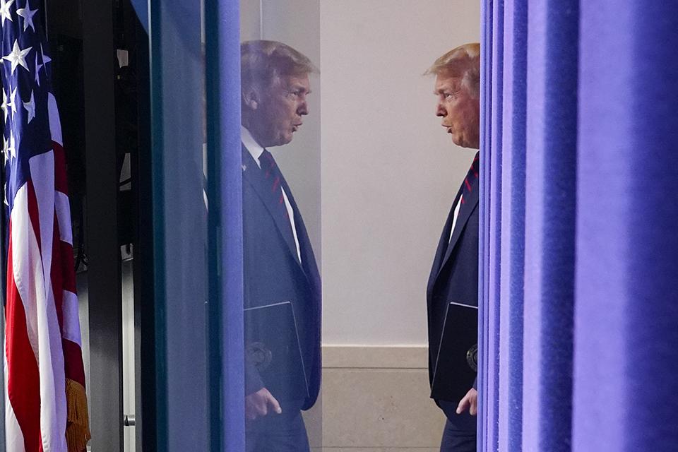 """""""我们不是软柿子"""":美国微信用户联合阻击总统令"""