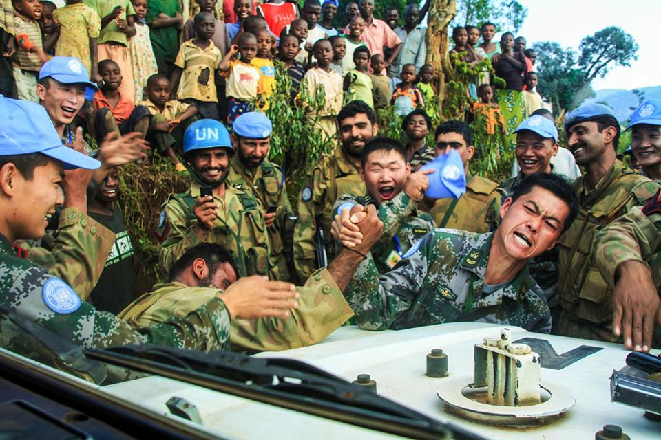 以國之名,為和平出征:中國維和30年