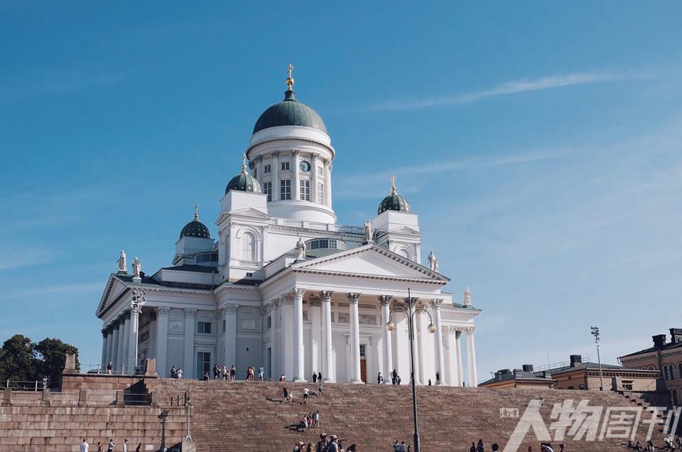 在赫尔辛基寻找经典北欧设计