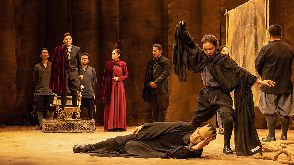 濮存昕:藏语版《哈姆雷特》是送给拉萨的礼物