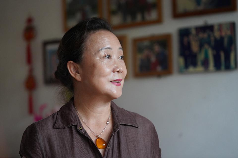 """專訪彭湃孫女彭伊娜: """"我慢慢發現,爺爺是個有血有肉的人"""""""