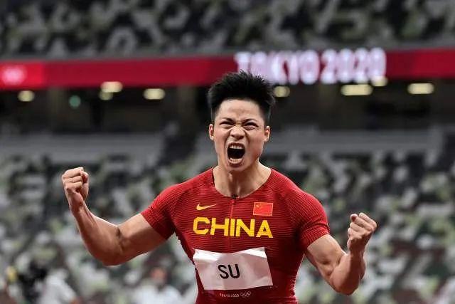 奥运百米决赛第六!半决赛9秒83破亚洲纪录!苏炳添实现预言