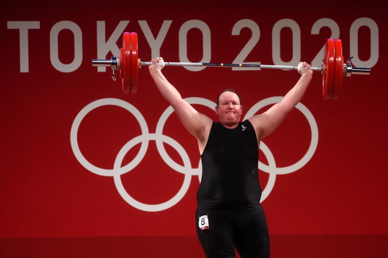"""奥运会首位完赛跨性别运动员:""""我的优势没有人们想象的那么大"""""""