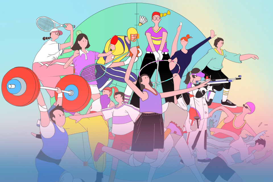 H5丨挑战东京奥运,快来测测你是哪项天才