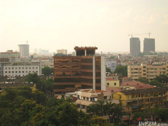 【图集】越南金融动荡中的河内图景-越南产业或将重新洗牌