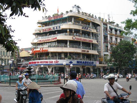 越南金融动荡中的河内图景
