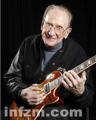 电吉他之父 莱斯 保罗逝世
