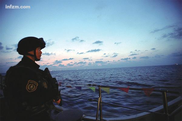 日本应习惯中国海军远航