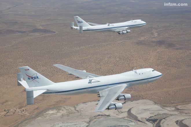 【看图识飞机】航天飞机运输机