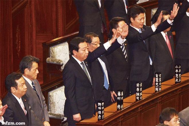 9日本大选:滑向更深的政治失落