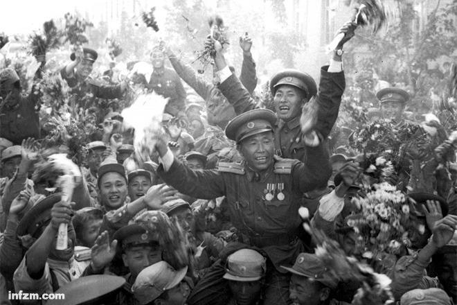 抗美援朝,韩国,志愿军,遗骸,归国,民间力量