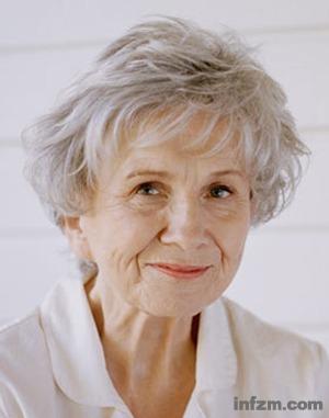 2013年诺贝尔文学奖得主Alice Munro (诺贝尔网站/图)