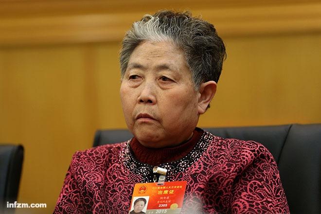 2015两会:老干妈集团创始人陶华碧