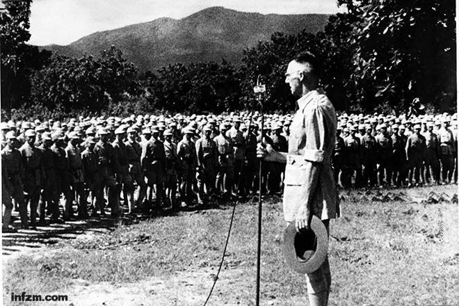 """27 """"二战""""是罗斯福发明的,中国人叫""""抗战"""""""