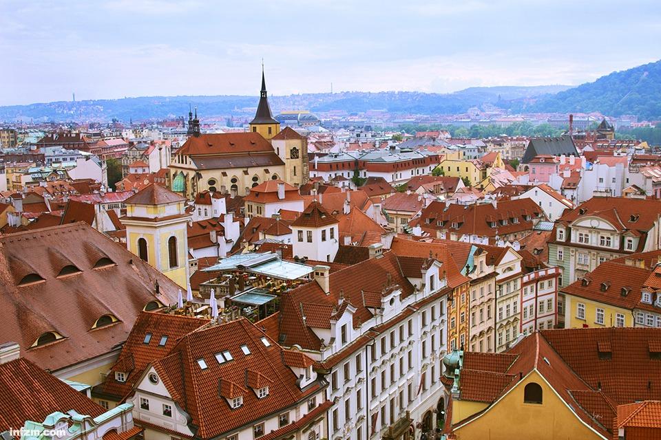 【旅行】布拉格,童话开始的地方