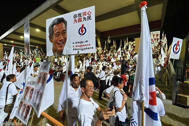新加坡人民行动党长期执政的密码 - 非也非也 - 人权单位,及其拥有的私有财产