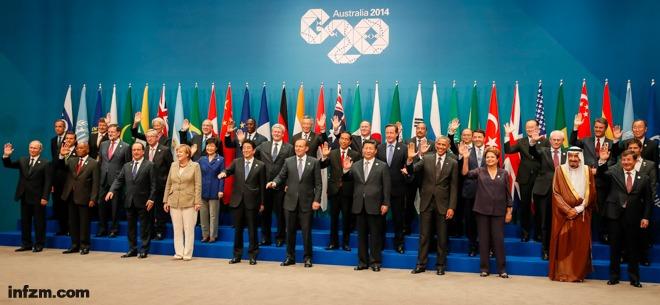 G20峰会合影,领导人站位有哪些讲究图片