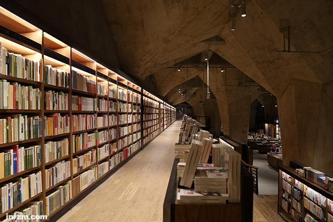 """""""最美书店""""设计师朱志康说,书店卖的不是书"""