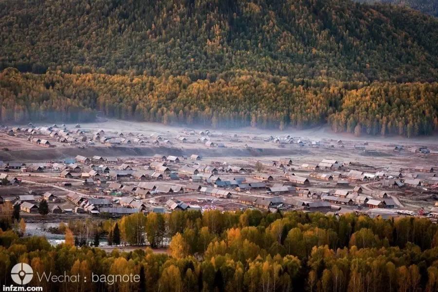 行迹丨新疆十日,追逐喀纳斯的深秋