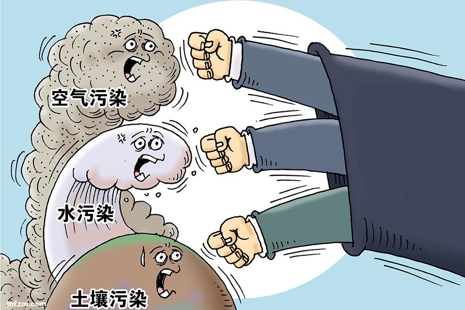 甘肃对环境污染问题进行严厉问责