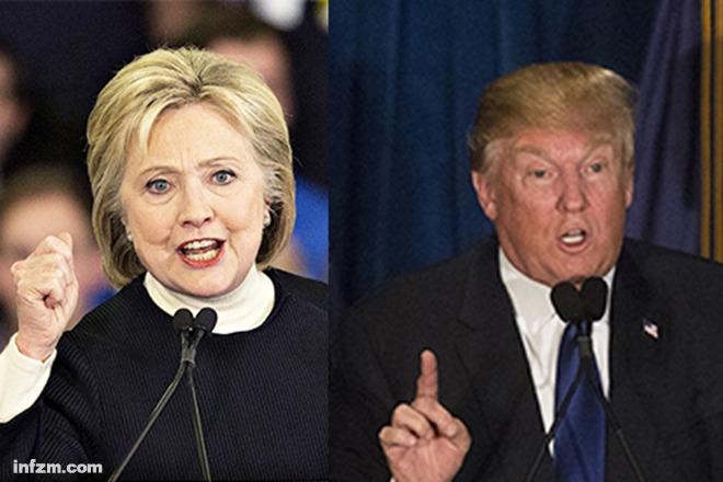 美国大选 2016110419