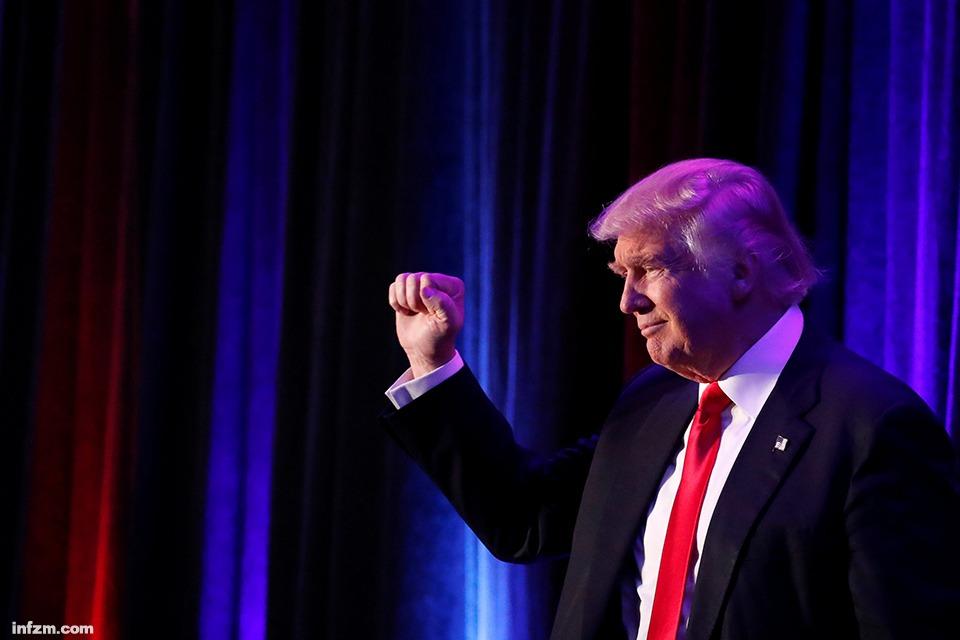 01 特朗普赢得美国总统选举