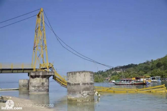 旅讯丨朝鲜举行首次航空展 巴厘岛桥塌了