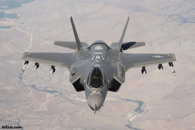 美国F-35隐形战斗机