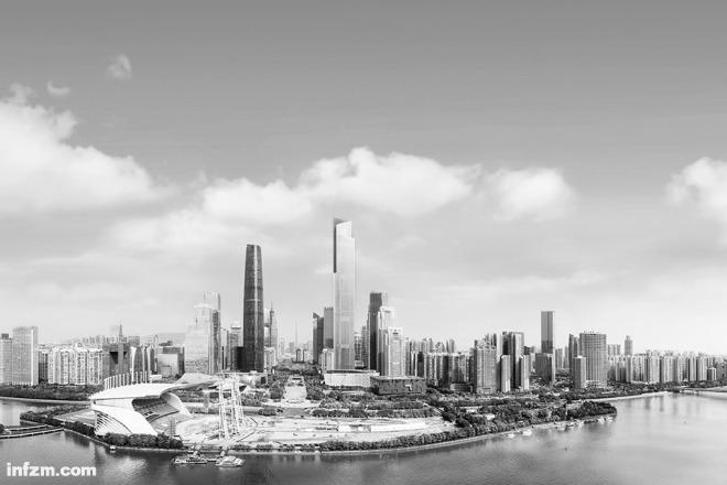 """广州新中轴线(资料图) (本文首发于2017年1月26日《南方周末》,原文标题为《""""搞保护主义如同把自己关进黑屋子"""" 达沃斯论坛上的中国声音》) 如果说中国在一开始面对经济全球化时还有疑虑,那么,与这一届达沃斯论坛的主题相当合拍的是,中国以全球化捍卫者的新角色,出现在世界舞台。 """"在一个打上了巨大不确定和不稳定标签的世界,国际社会正寄望于中国。""""在瑞士达沃斯小镇,世界经济论坛创始人、主席克劳斯·施瓦布(Klaus Schwab)在论坛上说。"""