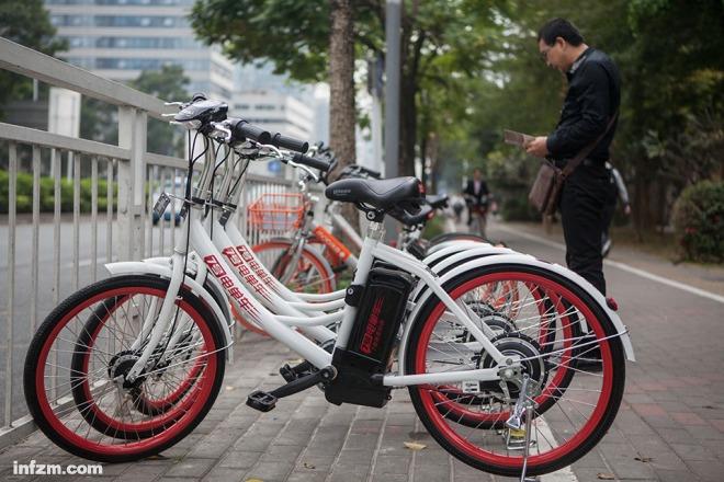 电动自行车整车接线图