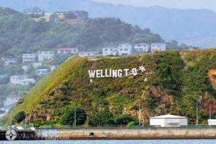 01 坐标丨惠灵顿:世界上海风最大的迷你首都