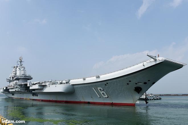 辽宁舰航母编队将在跨区训练期间赴香港,参加解放军进驻香港20周年的