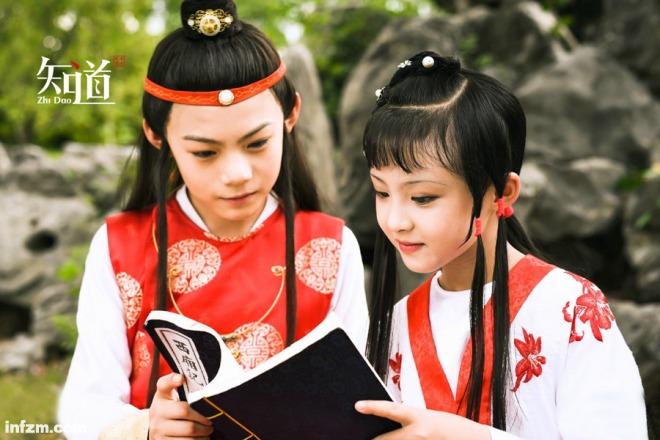 《小戏骨:红楼梦之刘姥姥进大观园》图片