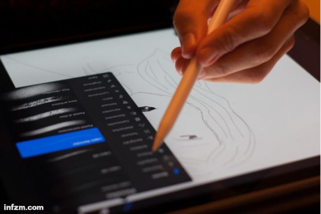 用iPad探索繪畫世界