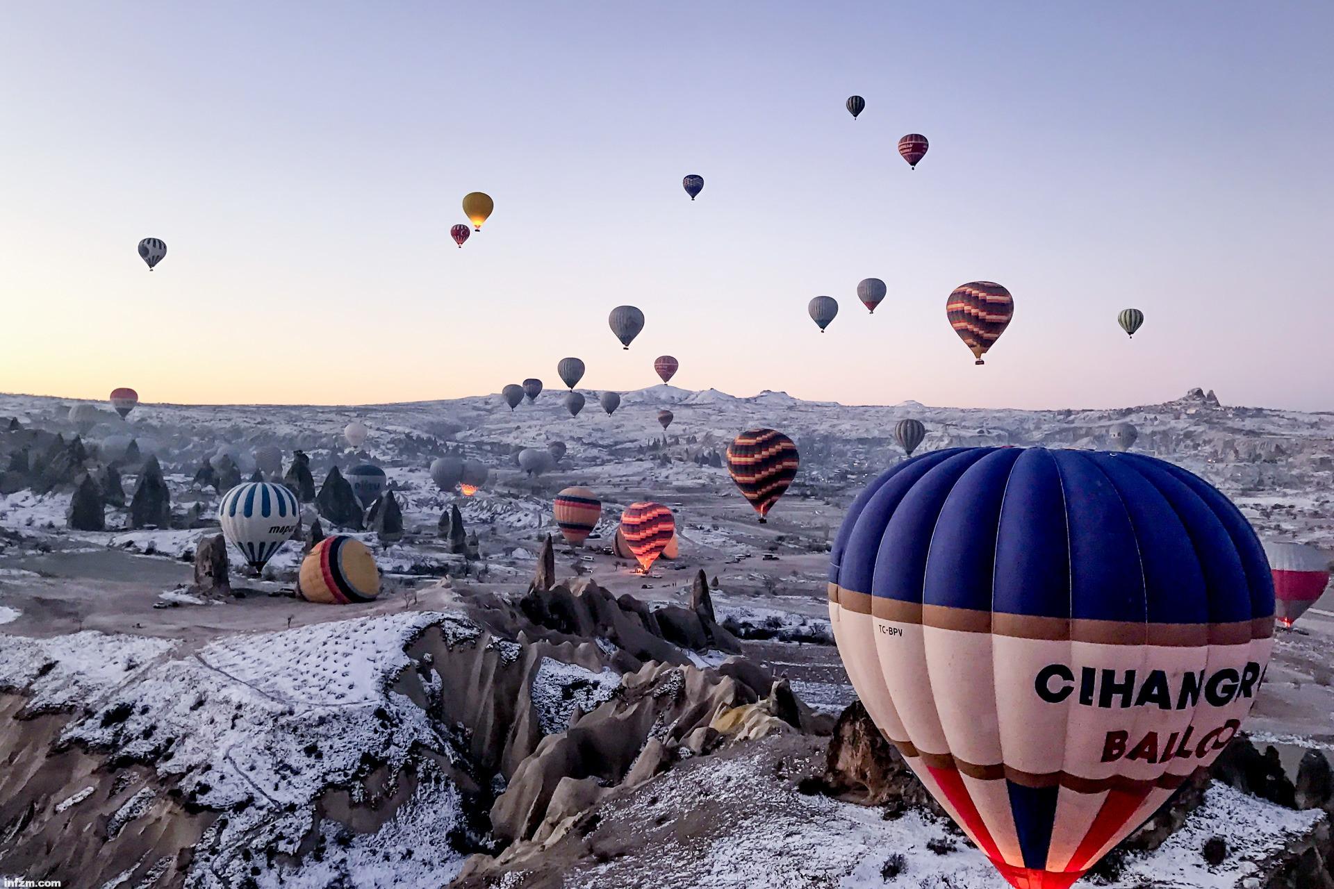 01 卡帕多奇亚热气球之旅