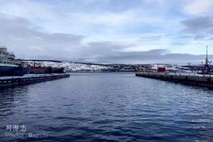 01 这是一座位于北极圈却终年不冻的城市