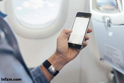 飛機上真的可以用手機了?