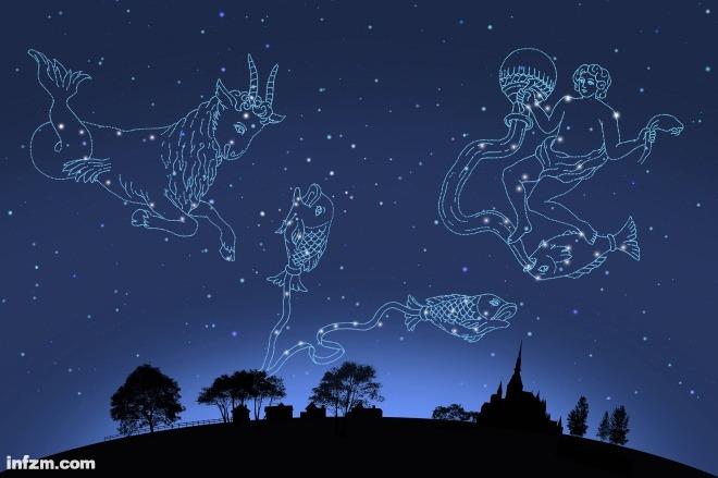 古人也愛談星座