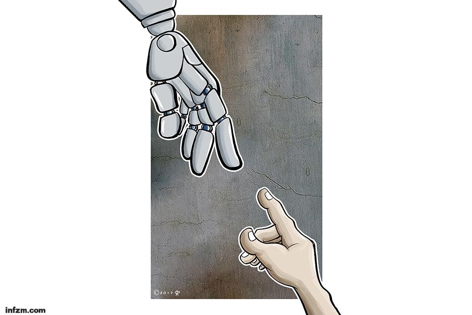 """20 人工智能怎么颠覆""""传统教育"""""""