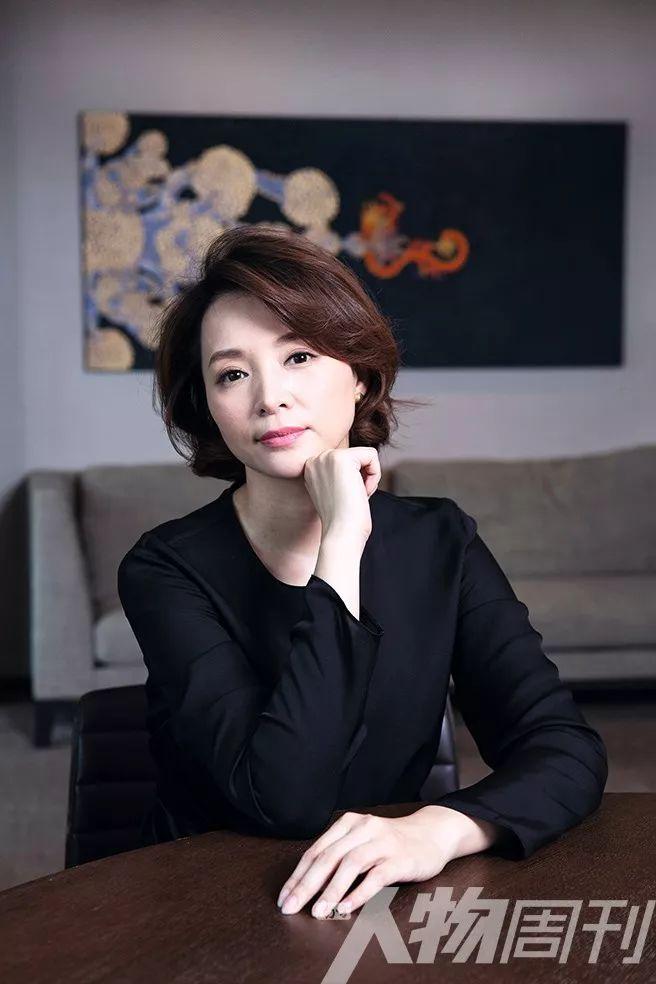 董卿   图 / 本刊记者 梁辰2